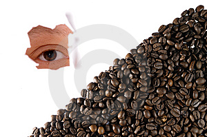 Desire For Coffee Royalty Free Stock Image - Image: 8965156