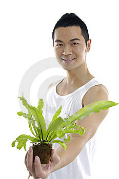 Asian Man Stock Photo - Image: 8965890