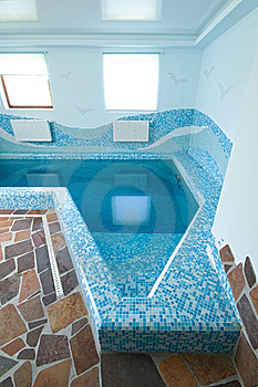 Interior Of A Swimming Pool Royalty Free Stock Photo - Image: 8966385