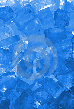 Blue Crystals Stock Photo - Image: 8966530