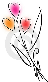Bouquet Of Love Stock Images - Image: 8970014