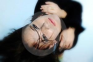 Dreamy Eyes Stock Photo - Image: 8971600