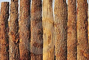 Wood Fence Royalty Free Stock Photos - Image: 8971898