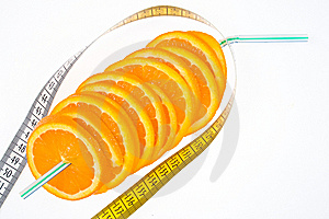 Orange Slices Stock Images - Image: 8972124