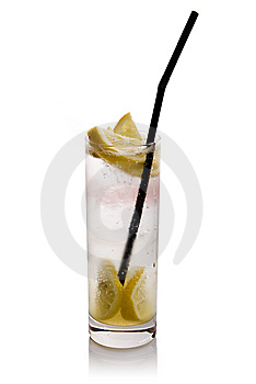 Photo Of A Refreshing Drink Royalty Free Stock Images - Image: 8972459