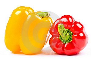 Sweet Peppers Royalty Free Stock Images - Image: 8972909