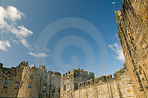 Around The Walls Stock Image - Image: 8973271
