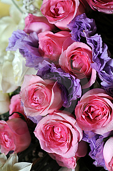 Wedding Bouquet Royalty Free Stock Images - Image: 8973499