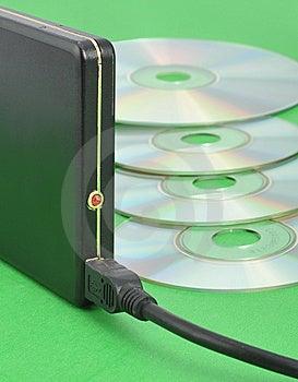 CD-ROM Stock Photo - Image: 8973830