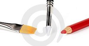 Art Tools Stock Photo - Image: 8974090