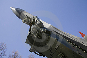 Rocket Launcher Royalty Free Stock Photography - Image: 8974217