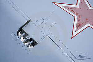 Five-pointed Red Star Royalty Free Stock Images - Image: 8974239