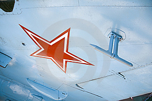 Five-pointed Red Star Royalty Free Stock Photos - Image: 8974278