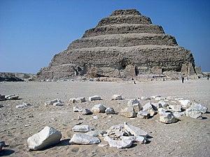 Step Pyramid Royalty Free Stock Photos - Image: 8976408