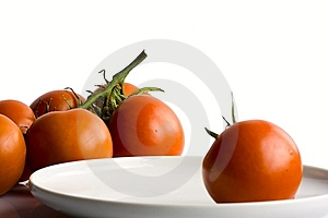 Tomatoes Royalty Free Stock Photo - Image: 8976475