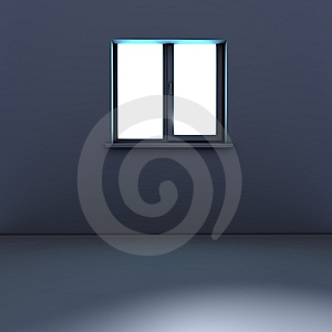 Window To The Outside Royalty Free Stock Photo - Image: 8977465