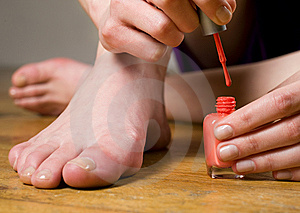 Pedicure Stock Images - Image: 8978594
