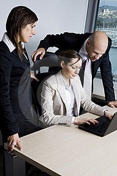 Businessteam Stock Photos - Image: 8978773