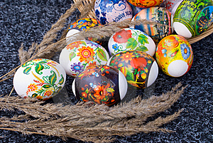 Easter Still Life Royalty Free Stock Photo - Image: 8979145