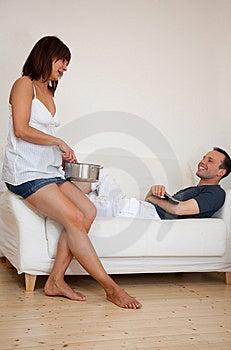 Couple Lifestyle Stock Photo - Image: 8981660
