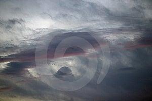 Beautiful Eveving Sky Stock Photo - Image: 8982680