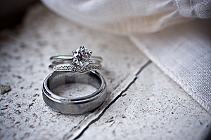 Rings Royalty Free Stock Images - Image: 8983999