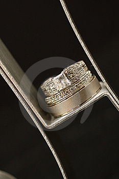 Rings Royalty Free Stock Images - Image: 8984449
