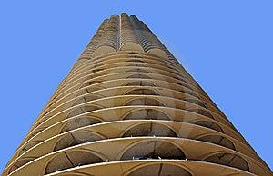 Marina Towers Stock Images - Image: 8985364