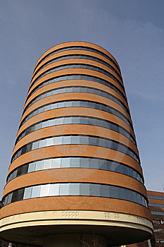 Modern Building Stock Image - Image: 8988411
