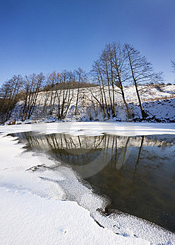 Winter Lanscape Stock Photography - Image: 8988502