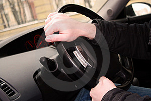 Part Of Car Royalty Free Stock Image - Image: 8993446