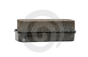 Shoe Sponge Stock Image - Image: 8994201