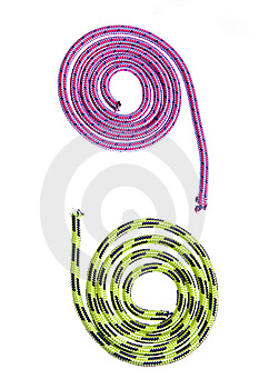 Climbing Rope Royalty Free Stock Photography - Image: 8996287
