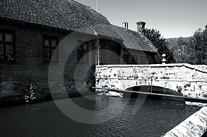 Moat House 2 Free Stock Photography