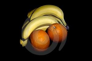 Fruits A La Light Free Stock Photography