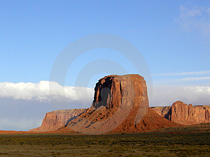 Monument Valley 9 Free Stock Image