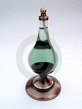 Lampe à pétrole Photographie stock