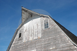 Barn Top Free Stock Photography
