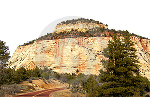 Zion National Park 4 Free Stock Photo