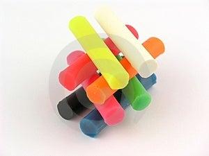 Plasticine, Clay Stock Photo