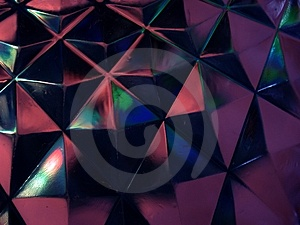 Abstract Textures Purple Shapes Free Stock Photography