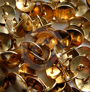 Pins 3 Free Stock Photography