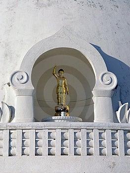 Бодхисаттва Стоковое Изображение