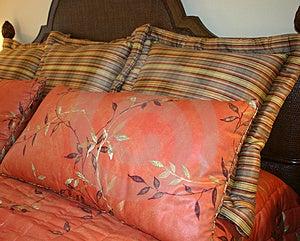 Beautful Pillows Free Stock Photos