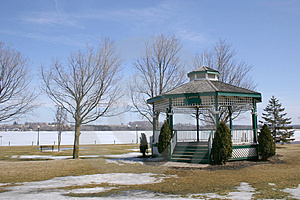 Gazebo Free Stock Photo