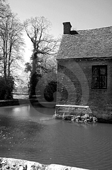 Moat House 3 Free Stock Images