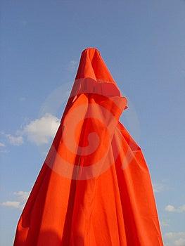 Red Umbrella Free Stock Photo