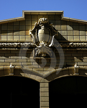 Architectural Details Royalty Free Stock Photos