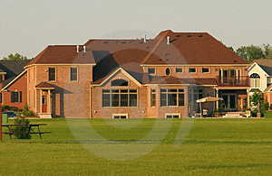 Large Home Stock Images - Image: 900234