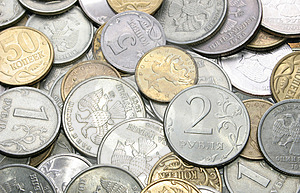 Coins Royalty Free Stock Photos - Image: 900698